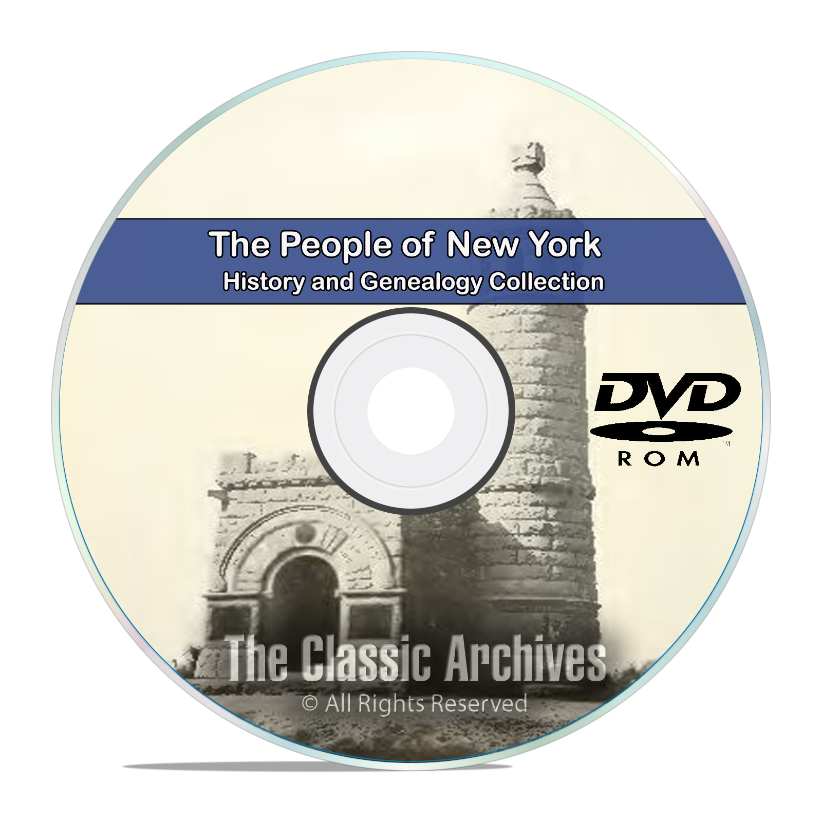 New York NY, People, Cities and Towns History and Genealogy 126 Books DVD