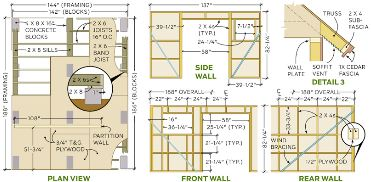 Shed Plans Guide