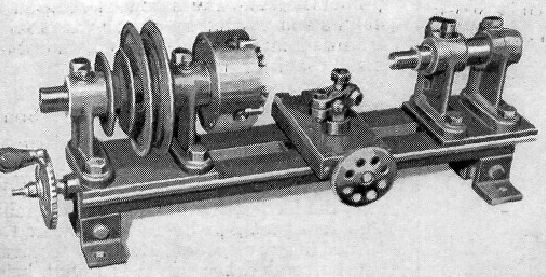 Midget Metal Turning Lathe, Workshop Tool Plans, IMMEDIATE DOWNLOAD